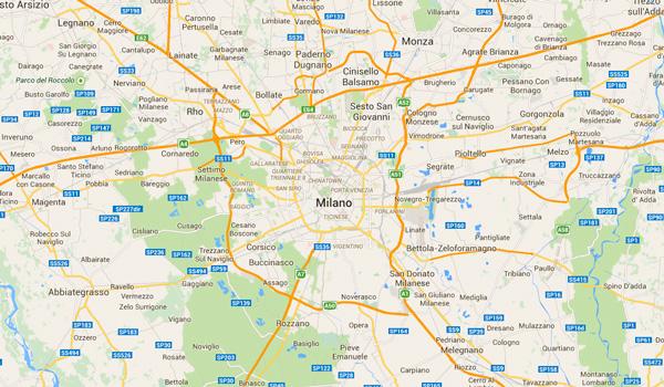 Scopri la mappa interattiva delle cooperative